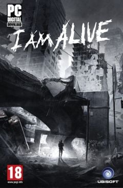 Jaquette de I Am Alive PC