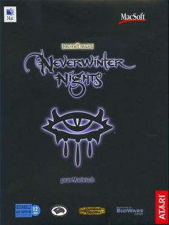 Jaquette de Neverwinter Nights Mac