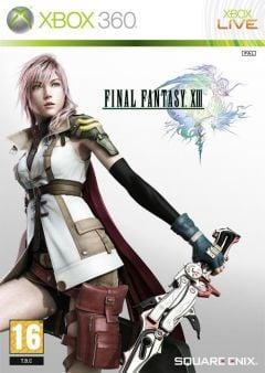 Jaquette de Final Fantasy XIII Xbox 360