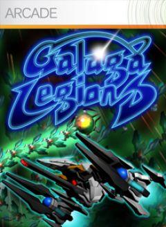Jaquette de Galaga Legions Xbox 360