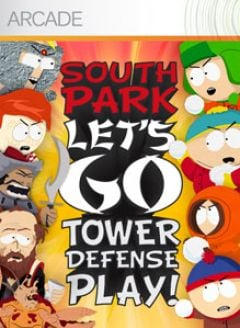 Jaquette de South Park : Let's Go Tower Defense Play ! Xbox 360