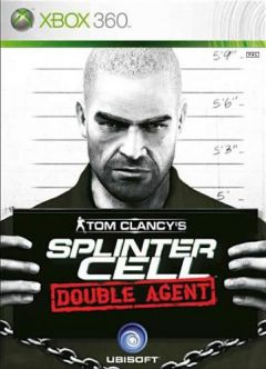 Jaquette de Splinter Cell : Double Agent Xbox 360