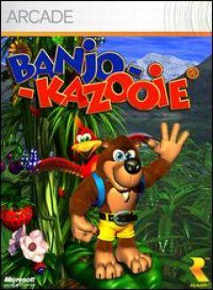 Jaquette de Banjo-Kazooie Xbox 360