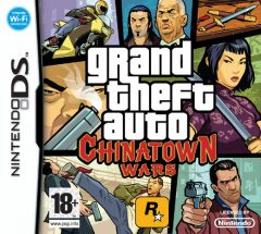 Grand Theft Auto : Chinatown Wars (DS)