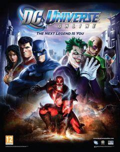 Jaquette de DC Universe Online PC