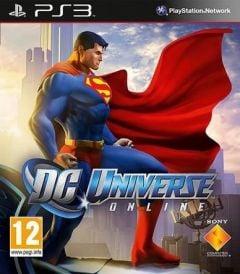 Jaquette de DC Universe Online PlayStation 3