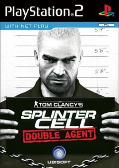 Jaquette de Splinter Cell : Double Agent PlayStation 2