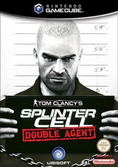 Jaquette de Splinter Cell : Double Agent GameCube