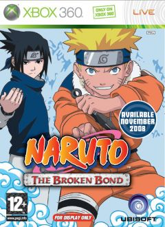 Jaquette de Naruto : The Broken Bond Xbox 360