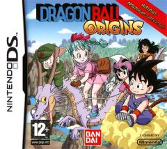 Jaquette de Dragon Ball : Origins DS
