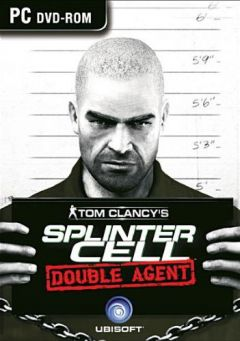 Jaquette de Splinter Cell : Double Agent PC