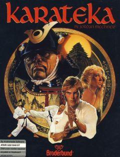 Jaquette de Karateka Atari ST