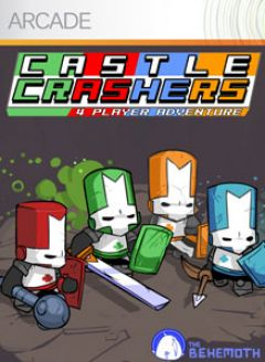 Jaquette de Castle Crashers Xbox 360
