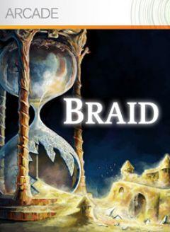 Jaquette de Braid Xbox 360