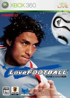 Jaquette de LoveFOOTBALL Xbox 360