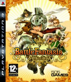Jaquette de Battle Fantasia PlayStation 3