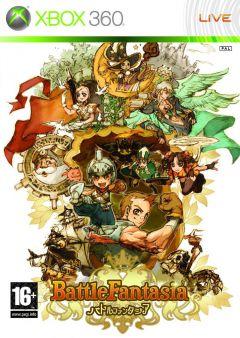 Jaquette de Battle Fantasia Xbox 360