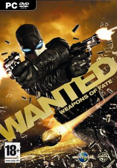 Jaquette de Wanted : Les armes du Destin PC