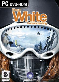 Jaquette de Shaun White Snowboarding PC