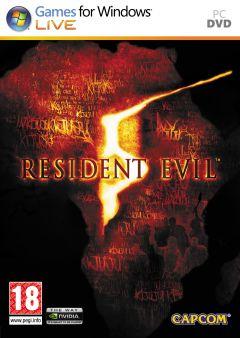 Jaquette de Resident Evil 5 PC