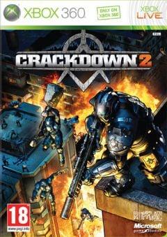 Jaquette de Crackdown 2 Xbox 360