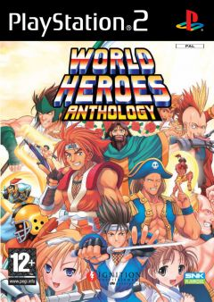 Jaquette de World Heroes Anthology PlayStation 2