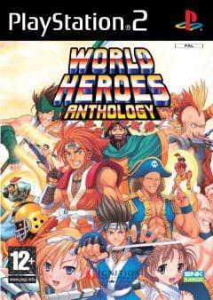 Jaquette de World Heroes Anthology PlayStation 2
