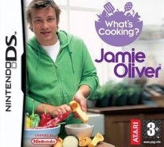 Jaquette de Cuisinez ! Avec Jamie Oliver DS