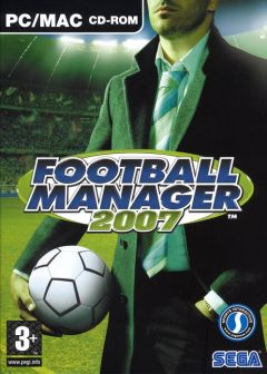 Jaquette de Football Manager 2007 PC