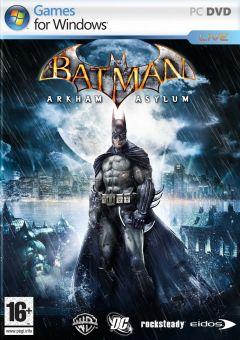 Jaquette de Batman : Arkham Asylum PC
