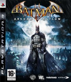 Jaquette de Batman : Arkham Asylum PlayStation 3