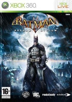 Jaquette de Batman : Arkham Asylum Xbox 360