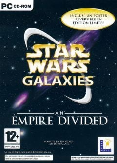 Jaquette de Star Wars Galaxies : An Empire Divided PC