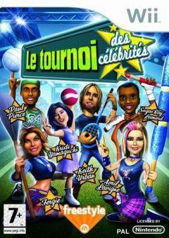 Jaquette de Le tournoi des célébrités Wii