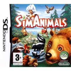 Jaquette de SimAnimals DS