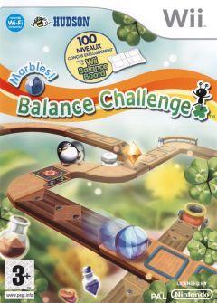 Jaquette de Marbles ! Balance Challenge Wii