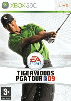 Jaquette de Tiger Woods PGA Tour 09 Xbox 360