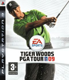 Jaquette de Tiger Woods PGA Tour 09 PlayStation 3