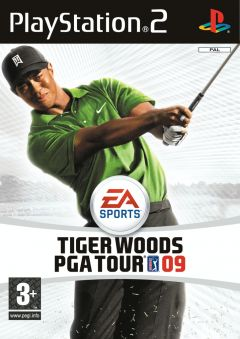 Jaquette de Tiger Woods PGA Tour 09 PlayStation 2