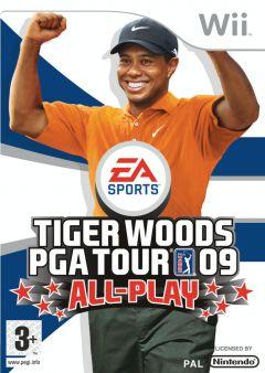Jaquette de Tiger Woods PGA Tour 09 Wii