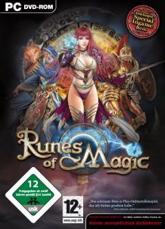 Jaquette de Runes of Magic PC