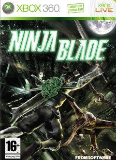 Jaquette de Ninja Blade Xbox 360