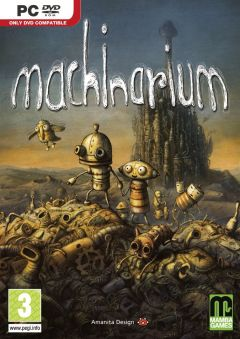 Jaquette de Machinarium PC