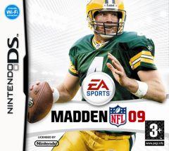 Jaquette de Madden NFL 09 DS