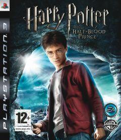 Jaquette de Harry Potter et le Prince de sang-mêlé PlayStation 3