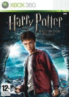 Jaquette de Harry Potter et le Prince de sang-mêlé Xbox 360