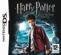 Jaquette de Harry Potter et le Prince de sang-mêlé DS