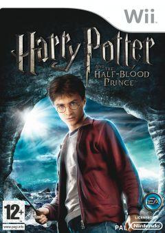 Jaquette de Harry Potter et le Prince de sang-mêlé Wii