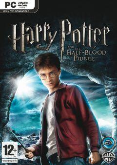Jaquette de Harry Potter et le Prince de sang-mêlé PC