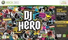 Jaquette de DJ Hero Xbox 360